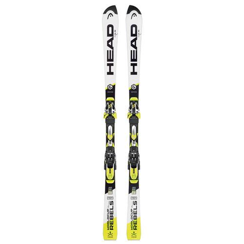Горные лыжи Head WC Rebels iSL RD SW Race Plate bk (MD) 158