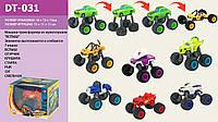 Детские машинки-трансформеры Вспыш