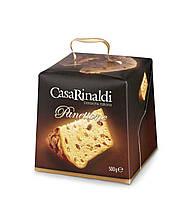 Панеттоне з цукатами та родзинками Casa Rinaldi 500г