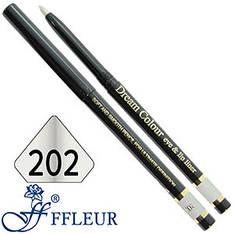 Ffleur - Карандаш ML-200 для глаз механический Тон №202 pearl white перламутр