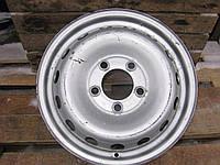 Диск колесный стальной RE616012 б/у R16x6.5 на Renault Master, Opel Movano B, Nissan NV-400 год 2010-2016