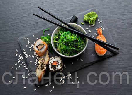 Блюдо, поднос, тарелка 30х20 см сланцевая посуда