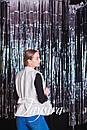 Жилетка, безрукавка женский с вышивкой, кашемир,этно , фото 4