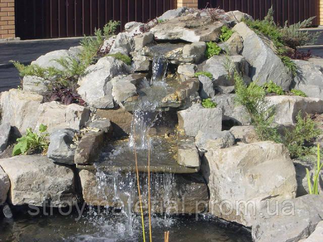 Ландшафтный камень для дизайна - ДосСтройматериалы. Житомир в Житомире