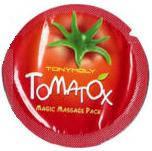 Маска для лица кремовая с томатом TONYMOLY  Tomatox Magic White Massage 2мл, фото 1