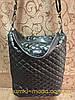 Женские сумка стеганная+Искусств кожа fashion Стильная Сумка для через плечо(только ОПТ)Сумка-мода