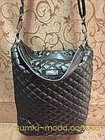 Женские сумка стеганная+Искусств кожа fashion Стильная Сумка для через плечо(только ОПТ)Сумка-мода, фото 1
