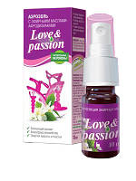 Аэрозоль с эфирными маслами «Love&Passion» женский аромат