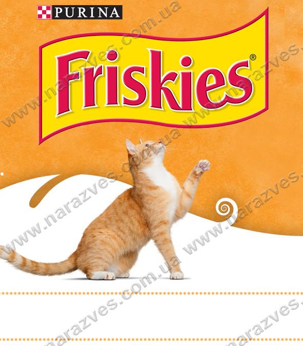 Сухой корм Friskies на развес