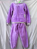 Женская пижама из вельсофта и флиса от подростковых размеров