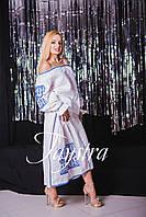 Юбка женская с вышивкой, 2 клина,бохо, этно стиль  Vita Kin,Bohemian