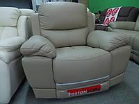 Крісло з функцією релаксації («реклайнер») Монтана