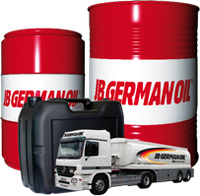 JB GERMAN OIL Turbo 3000D Truck Speed SAE 15W-40  налив