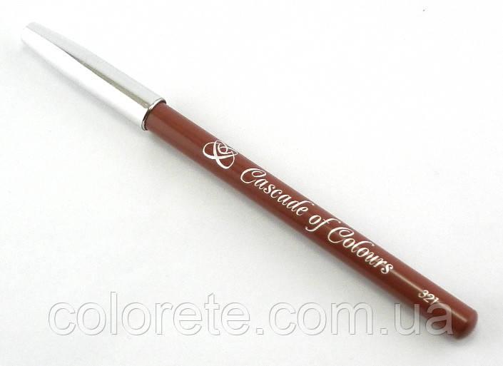 №321 Карандаш для губ Cascade of Colours №321
