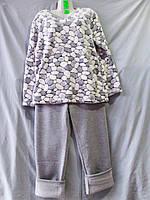 Пижама из флиса и вельсофта унисекс