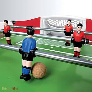 Деревянный полупрофессиональный футбольный стол Esprit du jeu (145400) Smoby, фото 2