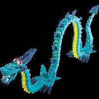 """Модульное оригами """"Китайский морской дракон"""""""