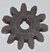Шестерня 11 зубьев  к бетономешалке Werk, Forte, 140, 160, 180 литров