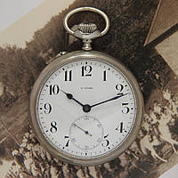 В. Габю карманные механические часы