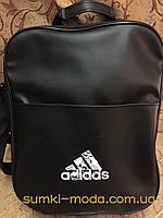 Сумка планшет на плечо адидас adidas  кожзаменитель Хорошее качество(только ОПТ)Сумка для через плечо