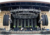 Аренда светового оборудования для сцен и подиумов