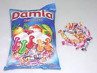 Damla фруктовые жевательные конфеты 1 кг Турция