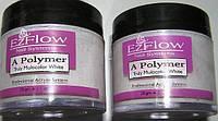 EZFLOW Акриловая пудра розовая, прозрачная,белая,  28г.