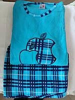 Пижама женская флисовая (костюм)