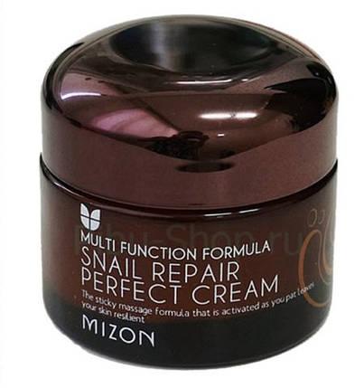 Питательный улиточный крем MIZON Snail Repair Perfect Cream, 50 мл, фото 2