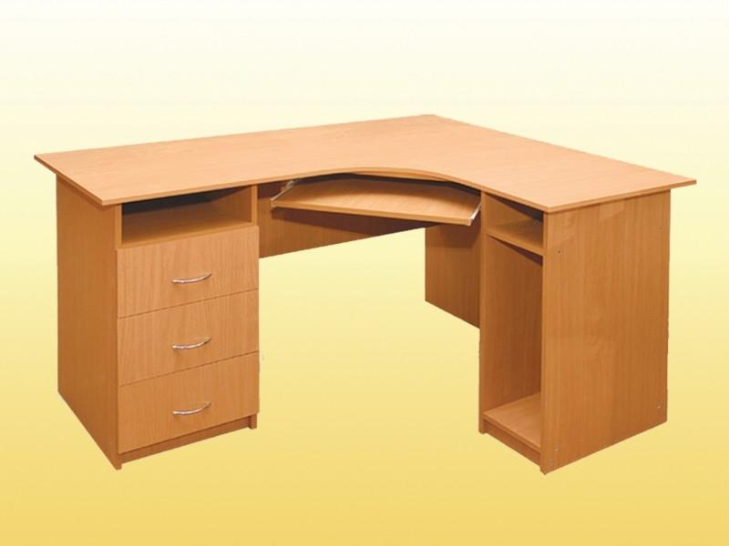 Стол компьютерный угловой - Интернет - магазин мебели «Perfection» в Чернигове