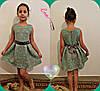 Платье из неопрена для девочки