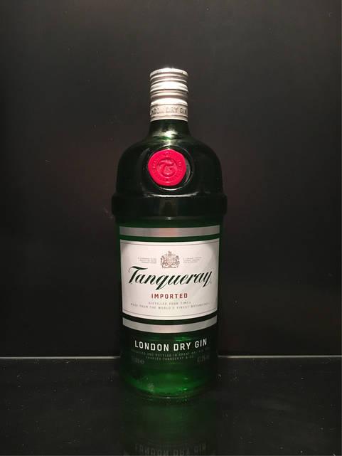 Tanqueray London Dry Gin Английский премиум Джин 1л