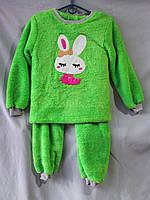 Детские пижамы из вельсофта и флиса