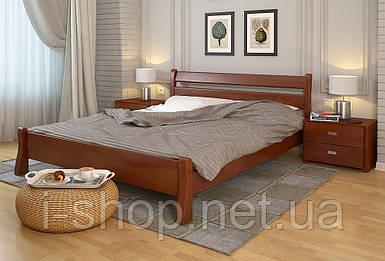 Венеция кровать двухспальная 160х200 сосна (яблоня локарно)