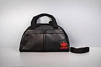 Спортивная сумка Adidas ( красный   логотип  )