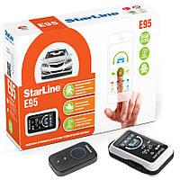 Автомобильная сигнализация StarLine E95 BT 2CAN+LIN GSM
