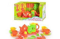 Красочный набор посудки