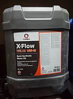 Масло моторное Comma X-FLOW XS 10W40 SEMI  (20L).