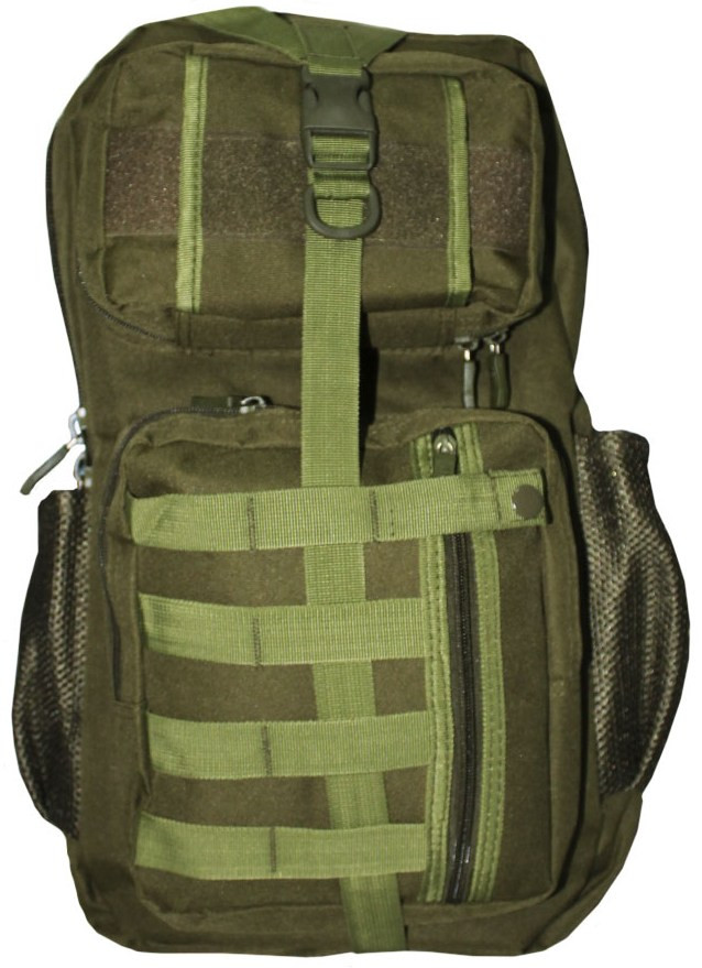 Тактический рюкзак ML-Tactic Military Attack Olive, B7302OL Оливковый