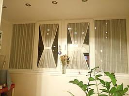 Изготовление фирамок, оформление окна