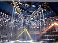 Освещение сцены в Украине. Качество гарантировано на 100%. Самые низкие цены в Украине на аренду света.
