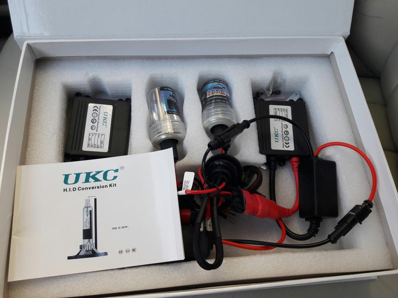 Ксенон UKC H1 HID XENON 6000K  - Интернет магазин Фортуна в Одессе