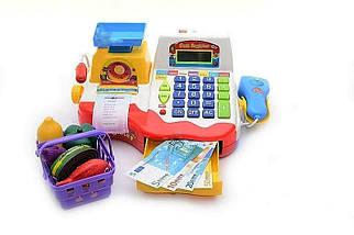 JT Кассовый аппарат 7162, сканер, весы, микрофон, калькулятор, +свет. , фото 2