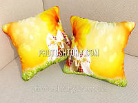 Подушка с фото подарок