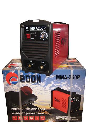 Сварочный инвертор Edon MMA 250 Р, фото 2