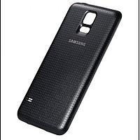 Задняя крышка Samsung G900H Galaxy S5/G900F/G900FD, синяя,