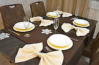 Салфетка для стола Канзас бежевый 50*50 см