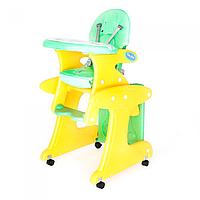Детский стульчик для кормления трансформер M 3267-6