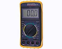 Мультиметр цифровой  DT 9205A с измерением емкости, фото 1