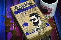 """Подарочный набор с кофе для мужчины """"For strong man"""""""